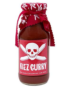 Kiez Curry Soße 250 ml - das Original aus Hamburg