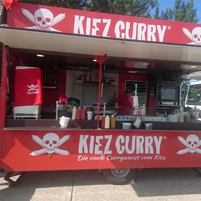 Kiez Curry Catering Food Truck Hamburg